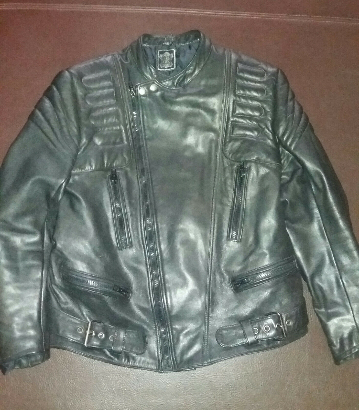 M Schwarz Textil Sommer Jacke 6533 Motorrad Jacke Held Tropic II Gr