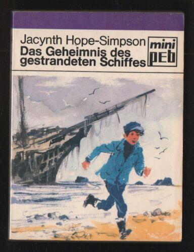 1 von 1 - Das Geheimnis des gestrandeten Schiffes – Jacynth Hope-Simpson  Jugendbuch mit I