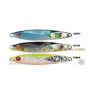 ARTIFICIEL SEASPIN LEPPA TURLUTTE 22 75mm 22g SET TROIS colorS AGU ALR GBA