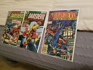 Marvel-Daredevil-lot-155-156-217-Nice-Bright-Black-Widow-Avengers-Hercules