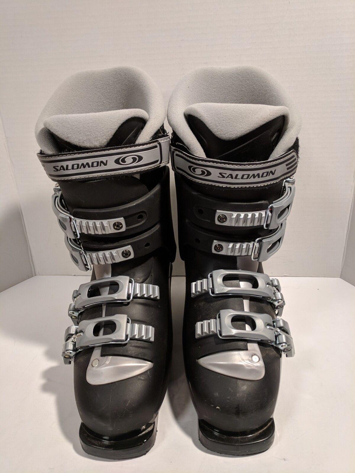 Salomon 24 - Uomo 24.5 Uomo - 6.5/Donna 7.5 Irony TF2 Ski Stivali Thermic Fit a38639
