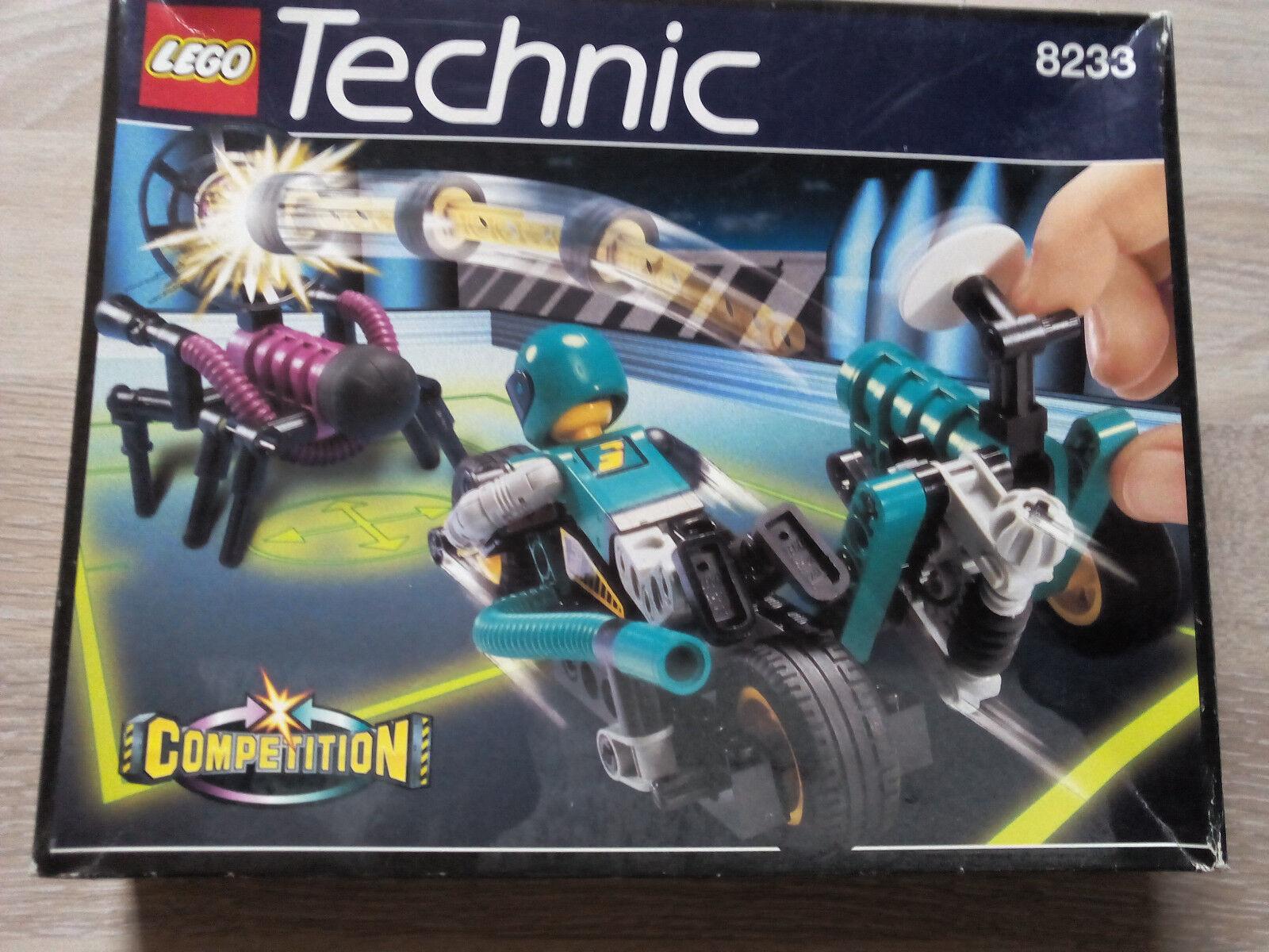 Lego Technic Technik 8233 Cyber Slam Spider   NEU & OVP - RARITÄT