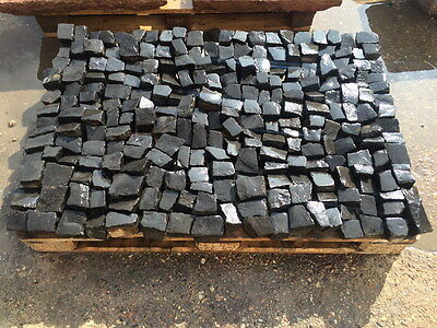 Ausdrucksvoll Historisches Basaltpflaster 5/6 Cm, Mosaikpflaster, Natursteinpflaster