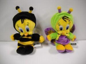 Enjoyable Details About Warner Brothers Tweetys Enchanted Garden Tweety Bee Butterfly Bean Bag Set Forskolin Free Trial Chair Design Images Forskolin Free Trialorg