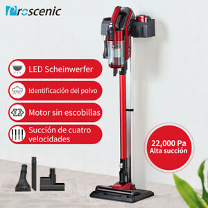Proscenic-Aspiradora-escobas-sin-cable-22000pa-Electrica-Limpiador-ciclonico