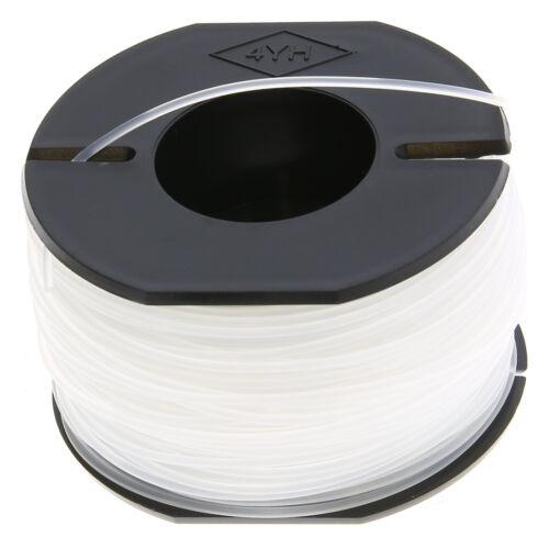 5 x 50 m Rotofil ligne Recharges string pour Black /& Decker GLC1825L GLC3630L GLC362