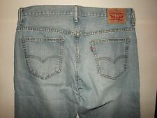 "LEVIS 569 W34"" L30"" STRAIGHT FIT JEANS  (ORIGINAL) 302"