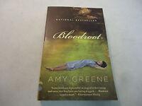 Amy Greene. Bloodroot. Soft