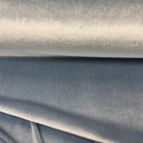 "Spandex Velvet Velour Stretch Dress Fabric 58/"" Wide M35 Mtex"