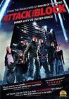 Attack The Block 0043396387966 With Jodie Whittaker DVD Region 1