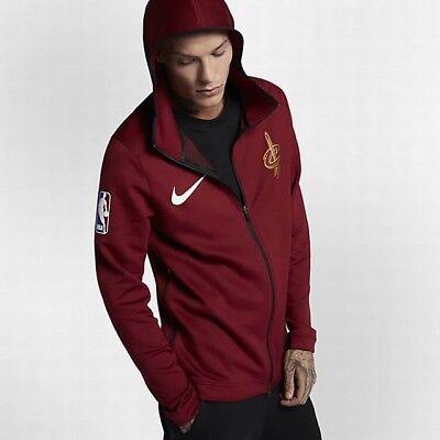 Manga riqueza Vendedor  Nike Cleveland Cavaliers Therma Flex Showtime Hoodie - 899832-677 - Cavs  Jacket   eBay