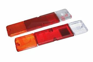 Suzuki-SJ410-SJ413-Rear-Brake-Lamp-Taillight-Lens-Set-Samurai-Sierra-Drover-S2U