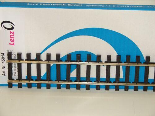 Lenz Spur 0 45014 flexibles Gleisstück 914 mm   Neuware