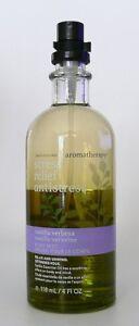 Bath-and-Body-Works-Aromatherapy-Stress-Relief-VANILLA-VERBENA-Essence-Mist-4-oz