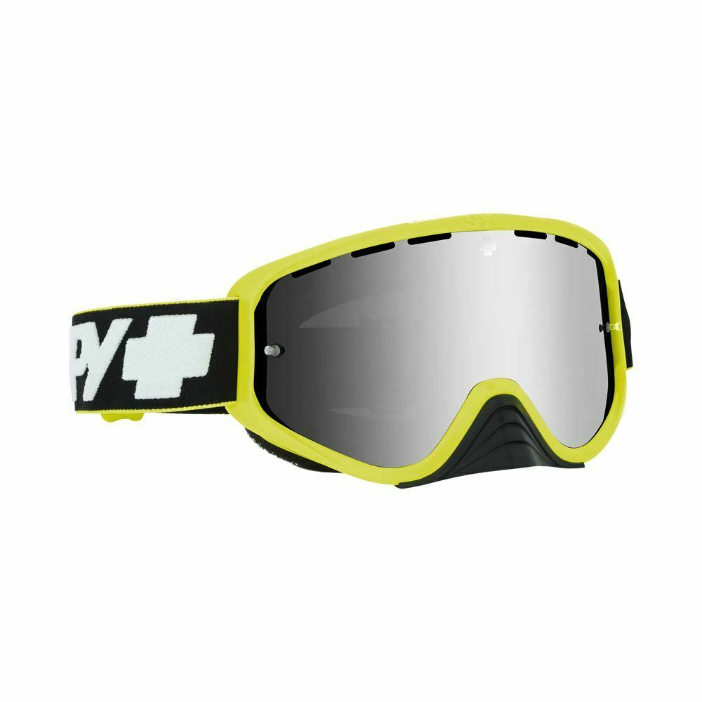 Spy+ Woot  Race DH MTB BMX Goggles 2019 - Slice Green - Spectra + Clear lenses  official quality