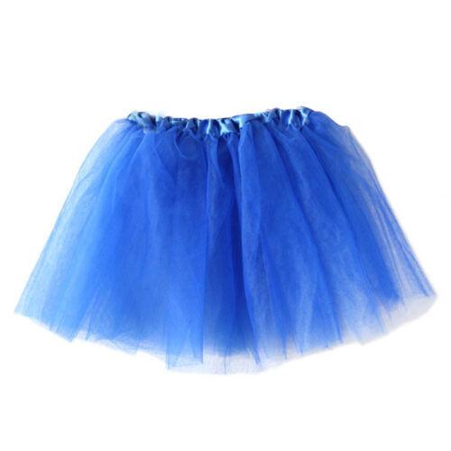 Toddler Kids Baby Girls Ballet Tutu Skirt Fancy Skirts Dress Up Party Dresses KW