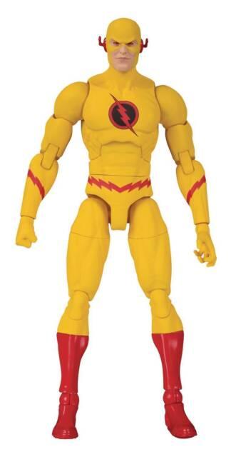 2018 Dc Collectibles Toys Essentials Reverse Flash 6 Action Figure Mib Villains For Sale Online Ebay
