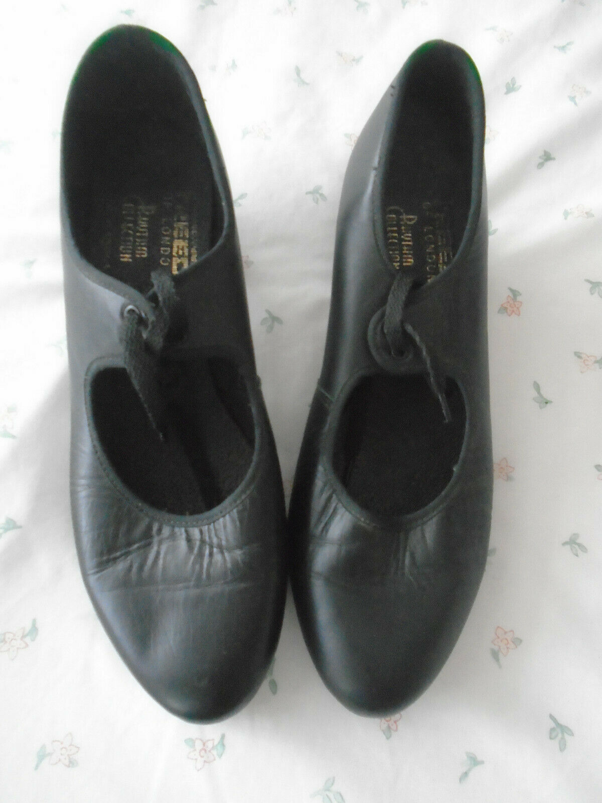 Ladies Leather Tap Shoes: Freed of London: The Rythmic Collection: Size 6.5: