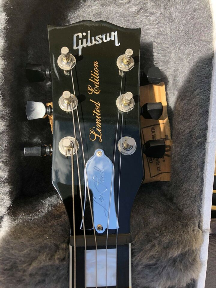 Elguitar, Gibson Les Paul Standard 2010 Limited