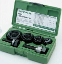 Greenlee 7235bb Slug Buster Punch Set
