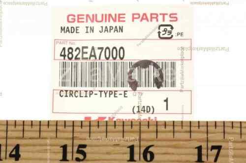 Kawasaki 482EA7000 CIRCLIP-TYPE-E
