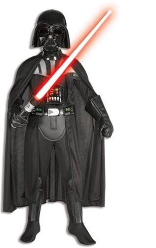 Darth Vader Deluxe Kinderkostüm Kostüm Star Wars Fasching Karneval Maske K