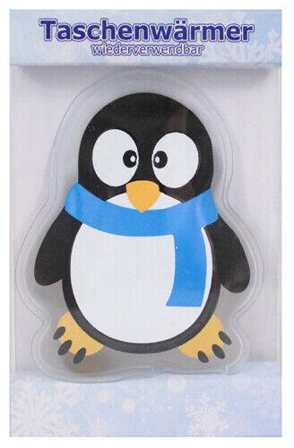 32x Taschenwärmer Handwärmer Motiv Pinguin 7338 Schlüsselanhänger gratis