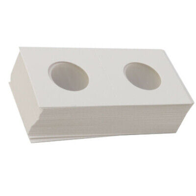 50 Assorted Size-YOU PICK 2X2 PREMIUM Cardboard//Mylar Coin Holders Flips Fifty