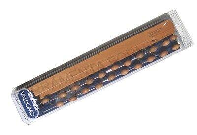 Regalo Natale PORTACRAVATTE in legno VALDOMO 21 ganci porta cravatte