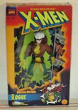 "X-MEN ORIGINAL DELUXE EDITION ROGUE 10"" FIGURE NEW IN BOX - NRFB"