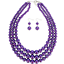 Fashion-Women-Crystal-Necklace-Bib-Choker-Pendant-Statement-Chunky-Charm-Jewelry thumbnail 31