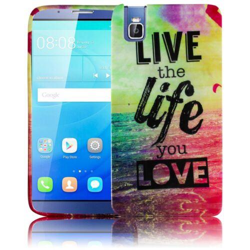 Wiko Fever 4G Smartphone Funda de Móvil Protectora Case Tasche Bumper Estuche
