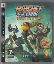 Ratchet & Clank Future Quest for Booty Sony PlayStation 3 PS3