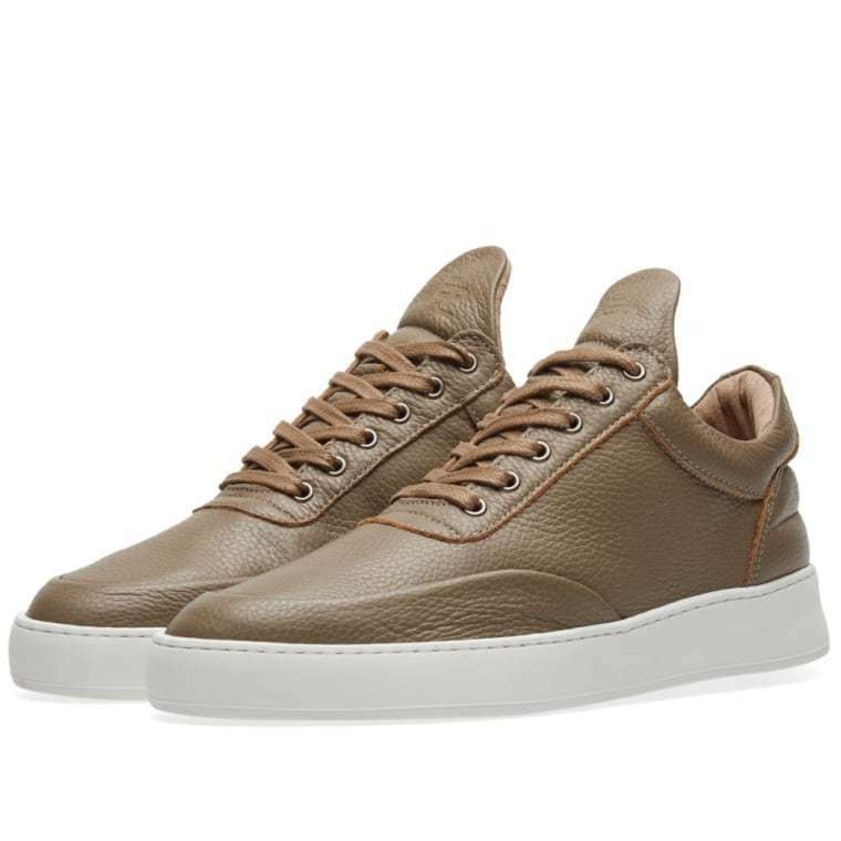FILLING PIECES Low Top leather  hommes  sneaker FP 43 US 109 EU 44 ( :200 )
