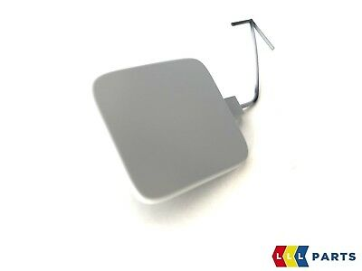 NEW OEM Genuine AUDI A5 2008-2012 Front Bumper Tow Hook Eye Cover Primed