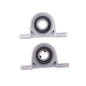 2Pcs-12mm-supporto-del-cuscinetto-a-sfera-del-cuscinetto-a-sfera-del-foro-al-YBH