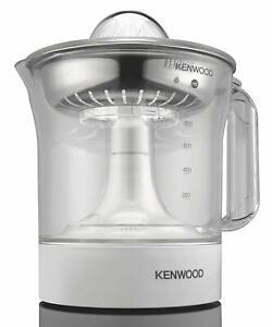 Detalles de Exprimidor Electrico 1 L Kenwood,40W,doble giro,acero inoxidable,zumo de naranja