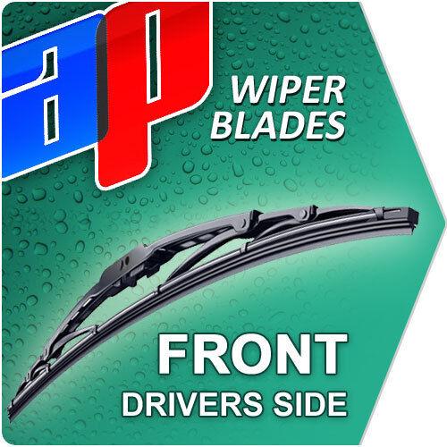 """26/"""" Front Driver Side Wiper Blade Citroen Xsara Picasso 2.0 Hdi Qf11873"""