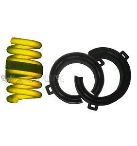 Pair Of Car Coil Spring Assister Kit SW For Springs With 52-65mm PLUS Gap