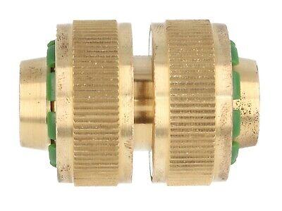 tecuro Y-Verteiler mit 3 x Schnellkupplung ms-blank