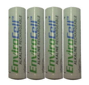 4x-Envirocell-AAA-Rechargeable-Alkaline-Battery-NII-10211-Precharged-Eco-Friend