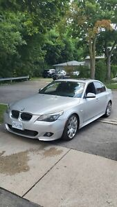 2010 BMW 550i with M Sport Package