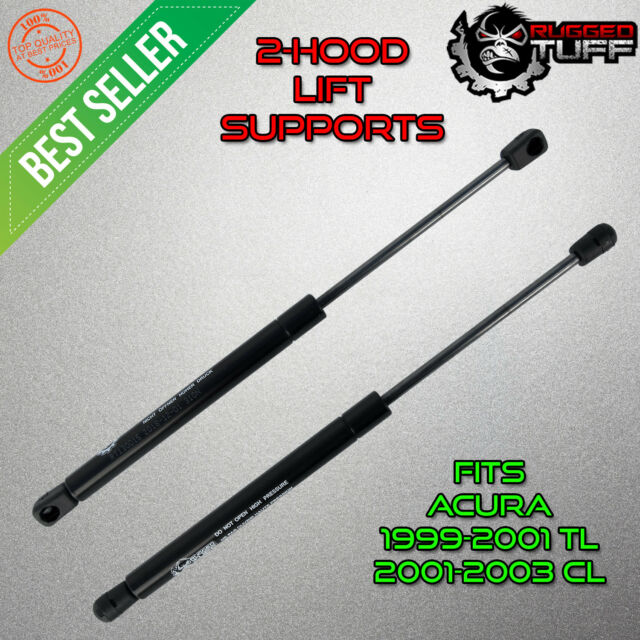 Lift Supports Shocks For Acura TL CL 99-03 Front Hood Gas