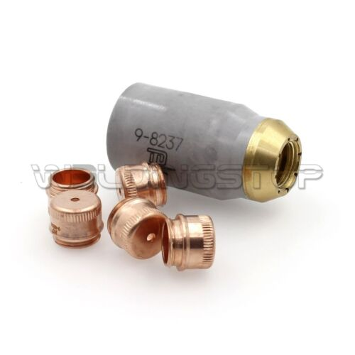 Shield Cup 9-8237 9-8245 for SL60 SL100 Plasma Cutter Torch Pkg-6