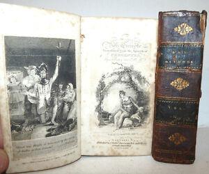 Cervantes-Saavedra-La-AVENTURAS-de-DON-Quijote-London-1809-Smollet-Quijote