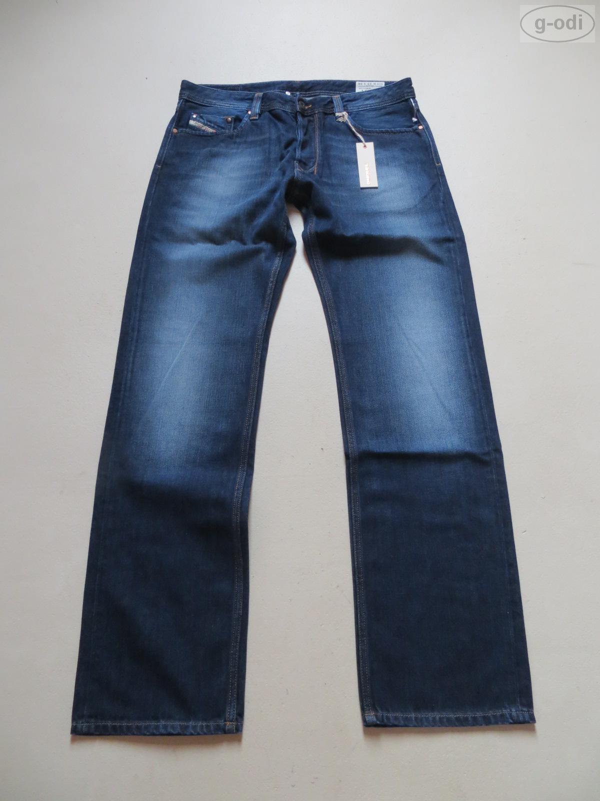 Diesel LARKEE wash 008J4 Jeans Hose W 30 L 34 NEU   Regular Fit Straight Denim