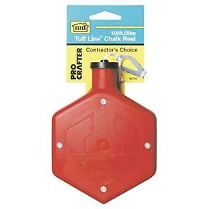M-d Building Products 00760 Contractor Chalk Reel Quell Summer Soif