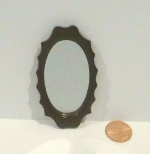 Bespaq Miniature Oval Mirror Wood Framed 3451 Mh Priced Below Wholesale