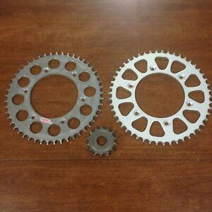 Honda CR500R,CRF450R,CRF250R,CRF150F,CRF23 SUNSTAR REAR SPROCKET STEEL 51T Fits