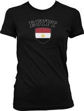 Arab Republic of Egypt Text Flag Egyptian Pride Boy Beater Tank Top